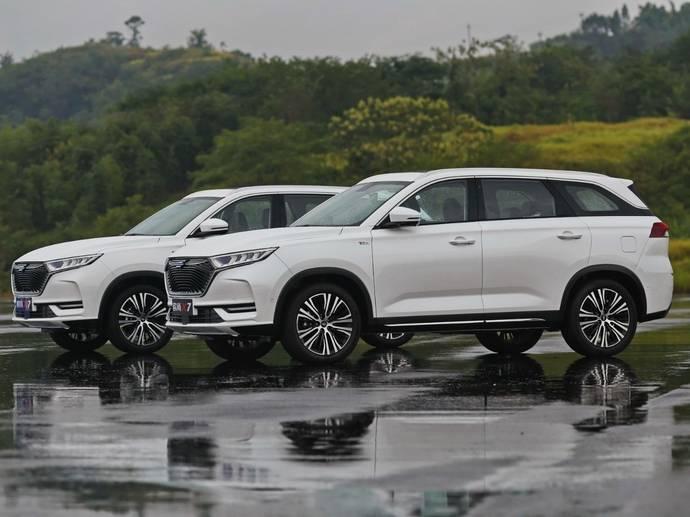 7.99万起还提供终身维保,长安欧尚X7开启预售 汽车殿堂